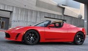 Tesla Roadster 2.5 : Air de famille