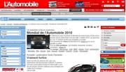 Mondial de l'automobile de Paris 2010