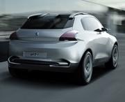 Peugeot HR1 : Ecrin de luxe