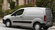 Le Peugeot Partner et le Citroën Berlingo auront leur version électrique