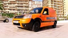 Citroën Berlingo First et Peugeot Partner Origin ''powered by Venturi'' : Charge utile