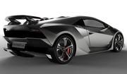 Lamborghini Sesto Elemento : J'veux du carbone