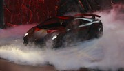 En direct du Mondial : Lamborghini Sesto Elemento