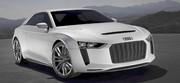 Audi Quattro Concept : Renaissance d'une icône