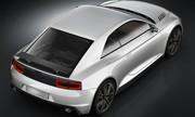 Audi Quattro Concept : Devoir de mémoire