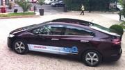 Contact : Au volant de la Honda FCX Clarity