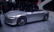 Audi e-Tron Spyder : Electrisante et décoiffante
