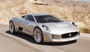 Jaguar C-X75 : L'avenir en ligne de mire