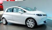 Renault Zoe: Avant-goût de Clio IV !