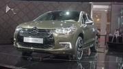Citroën DS4 : Star sur le stand Citroën
