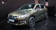 Citroën DS4 : pour l'intérieur, il faudra repasser