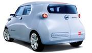 Nissan Townpod : utilitaire léger ou voiture familiale
