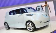 Nissan Townpod : Urbanproof !