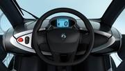 Renault Twizy : biplace électrique