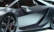 Mondial de Paris 2010 : Lamborghini Sesto Elemento