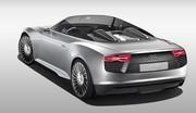 Audi e-tron Spyder : Prototype