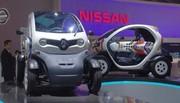 Renault Twizy : étrange petite citadine