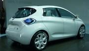 Renault Zoé : proche à 90 % du modèle de série