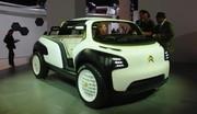 Citroën Lacoste, entre buggy et voiturette de golf