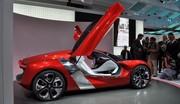 Renault DeZir : Elle porte bien son nom