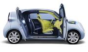 Nissan Townpod concept : Ludospace du futur