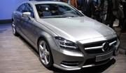 Mercedes dévoile sa nouvelle CLS