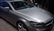 Nouvelle Mercedes CLS, l'esprit du coupé 4 portes
