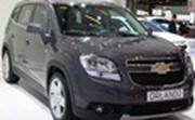 Chevrolet Orlando en live
