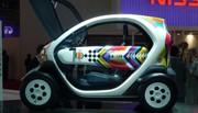 Renault Twizy, étonnant ovni électrique