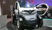 Renault Twizy : Ce qui est mini est mimi !