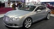 Bentley Continental GT, tout en discrétion