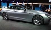 BMW Concept 6 Series Coupé, élégance sportive