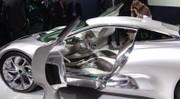 Jaguar C-X75 en vidéo