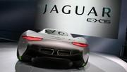 Jaguar C-X75 : Un concept qui gaze !