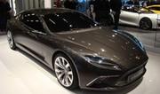 Lotus veut aussi son coupé 4 portes, ce sera l'Eterne