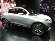 Peugeot HR1, l'hybride essence