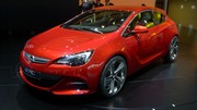 Le concept Opel GTC Paris n'a pas à rougir