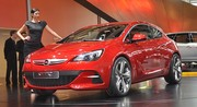 Opel GTC Paris : sculpture en mouvement