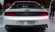 Audi Quattro Concept, radical
