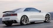 Vidéo Audi Quattro Concept : Deuxième naissance