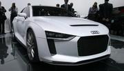 Audi Quattro Concept : Notre coup de coeur !