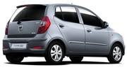 Hyundai i10 restylée : Toujours plus verte
