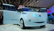 Nissan Townpod : utilitaire qui se veut très audacieux.