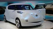 Nissan Townpod : Un petit bisou ?