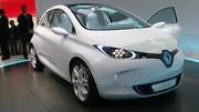 Renault Zoe : Bientôt le modèle définitif !