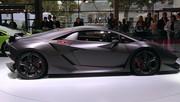 Lamborghini Sesto Elemento : 1er Coup de cœur du Salon