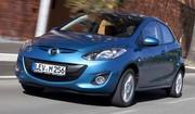 Mazda2 restylée : Léger restylage