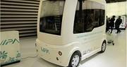 Ligier VIPA : en route vers le véhicule individuel autonome