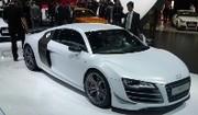 Audi R8 GT, encore plus impressionnante