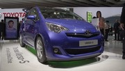 En direct du Mondial de l'Auto 2010 : Toyota Verso S